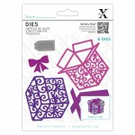 XCut Dies (6pcs) Filigree Presents