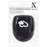 XCut Punch Hearts