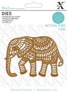 Xcut Die Indian Elephant