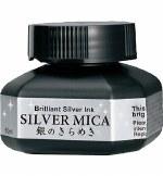 Kuretake Mica Ink Silver 60ml