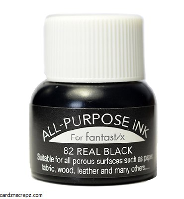 Ink 15ml All Purpose 82 Real Black