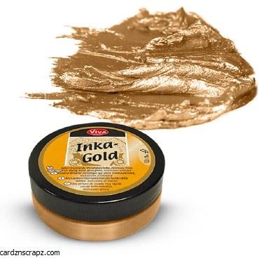Viva Paste 60ml Gold/Brown