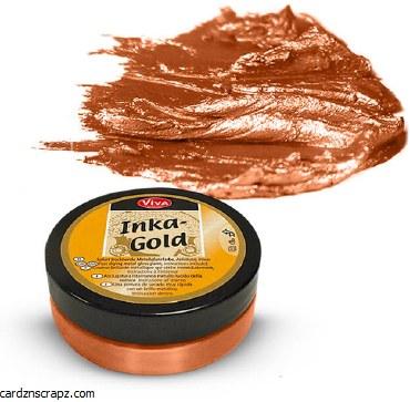 Viva Paste 60ml Copper