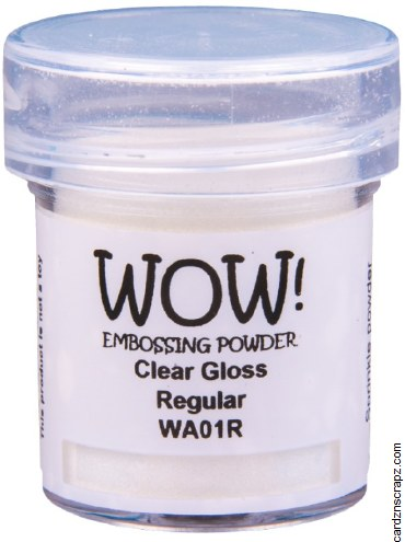 Wow! Emboss Powder 15ml Superfine Clear