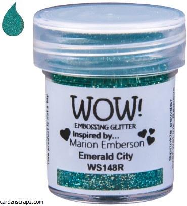 Wow! Emboss Powder R Emerald