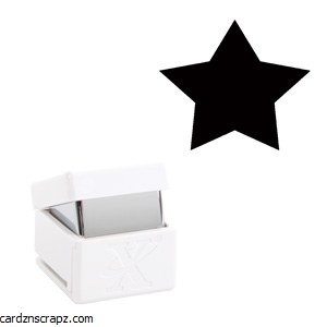 XCut Punch Star Small Traditional