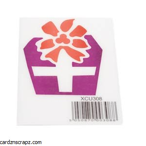 Embossing Stencils Gift&Bow*