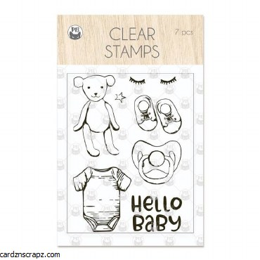 Clear Stamps PT Baby Joy