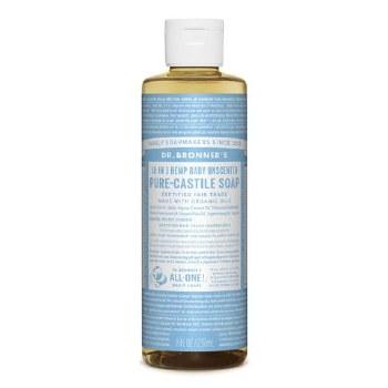 Dr Bronner Organic Baby Castile Soap 237ml