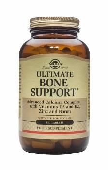 Solgar Vitamins Ultimate Bone Support 120 Tablets