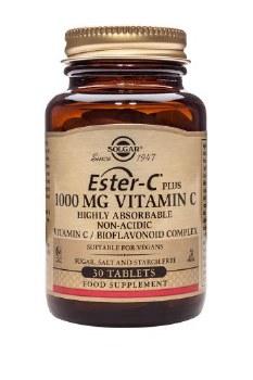Solgar Vitamins Ester-c Plus 1000mg 30 tabs