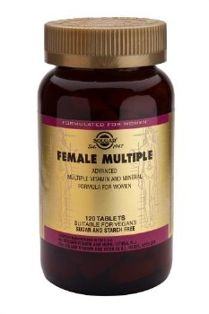 Solgar Vitamins Female Multiple  120 tabs