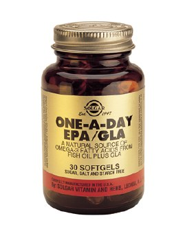 Solgar Vitamins One a Day EPA/GLA  30 caps