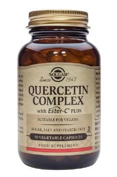 Solgar Vitamins Quercetin Complex  50 vcaps