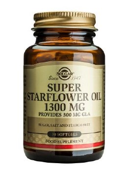 Solgar Vitamins Super Starflower Oil 1300mg 30 caps