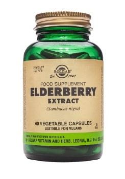 Solgar Vitamins Sfp Elderberry  60 vcaps