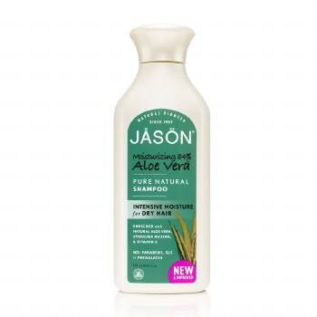 Jason Natural Cosmetics 84% Aloe Vera Shampoo 473 ml