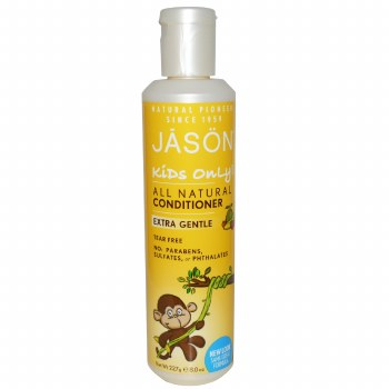 Jason Natural Cosmetics Kids Only Conditioner 236ml