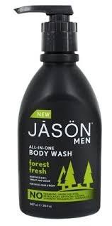Jason Natural Cosmetics All-In-One Mens BodyWash 887ml
