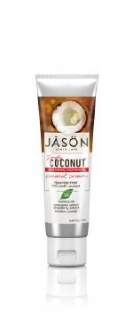 Jason Natural Cosmetics Coconut Whitening Toothpaste 119g