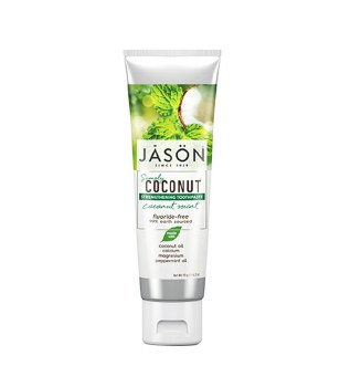 Jason Natural Cosmetics Coconut Mint Toothpaste 119g