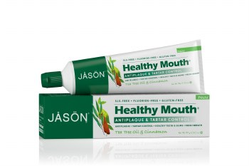 Jason Natural Cosmetics Healthy Mouth Toothpaste 125g