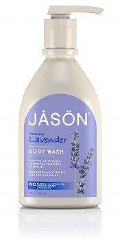 Jason Natural Cosmetics    Organic Lavender Bodywash 900ml