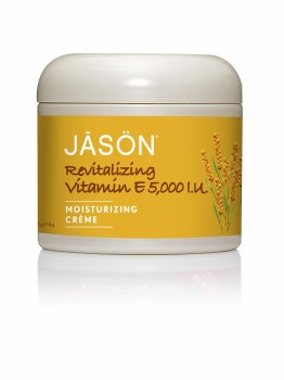 Jason Natural Cosmetics Organic Vit E 5000IU Cream 120g