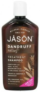 Jason Natural Cosmetics       Dandruff Relief Shampoo 360ml