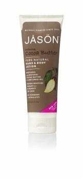 Jason Natural Cosmetics Organic Cocoa Butter Lotion 240 ml