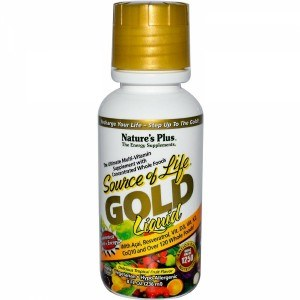Nature's Plus Source of Life Gold 236ml 236