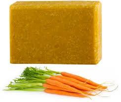 Balm of Gilead Carrot, Cedarwood & Pine Soap 130g