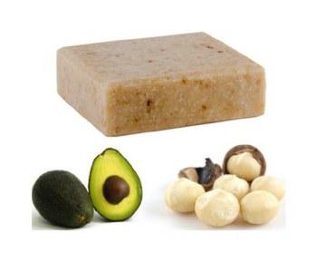 Balm of Gilead Avocado, Macademia Oat Soap 130g