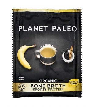 Planet Paleo Bone Broth Org Protein Banana 9g