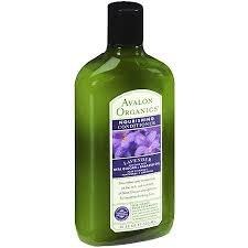 Avalon Organics Apple Cider Vinegar Shampoo 325ml