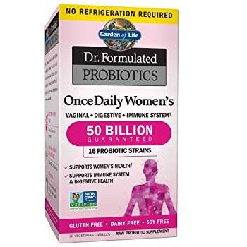 Garden of Life OAD Women's 50 Billion 30 Capsules