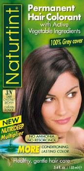 Naturtint Hair Dye Dark Chestnut Brown 135ml