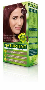 Naturtint Hair Dye Light Mahogany Cnut 135ml