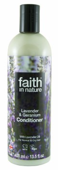 Faith in Nature Lavender &Geranium Conditioner 400ml