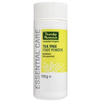 Thursday Plantation Teatree Tea Tree Foot Powder 100g