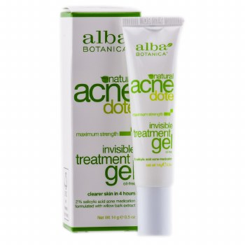 Alba Botanica Acne Invisible Treatment Ge 14g