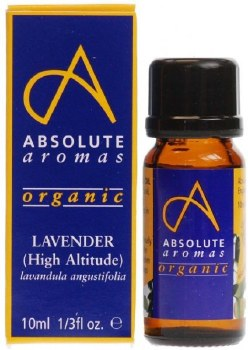 Absolute Aromas Organic High Altitude Lavender 10 ml