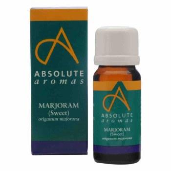 Absolute Aromas Marjoram Sweet Oil 10ml