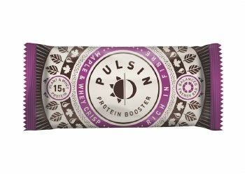 Pulsin Maple & Whey Protein Snack 50g