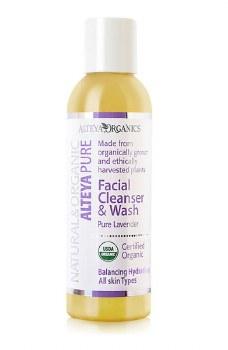 Alteya Organics Facial Cleanser Lavender 150ml