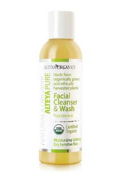 Alteya Organics Facial Cleanser Jasmine 150ml