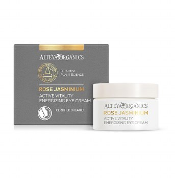 Alteya Organics Rose Jasminium Eye Cream 15ml