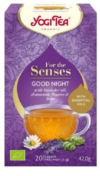 Yogi Tea Senses Good Night Tea 20bag