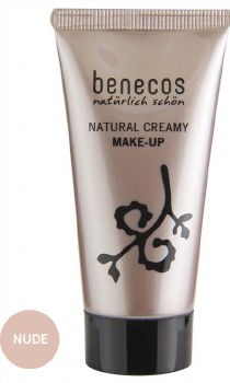 Benecos Natural Creamy Makeup-Nude 30ml
