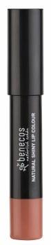 Benecos Shiny Lip Colour -Rusty Rose 4.5g